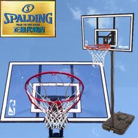 バスケットゴール スポルディング (77824JP SP10256784) バスケットゴール屋外練習用 バスケットゴール 屋外 バスケットゴール 家庭用 屋外(QBJ37)