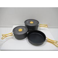 モンベル クッカー 鍋 BBQ 調理器具 バーベキュー 1124690 アルミ  非常に軽量で、調理...