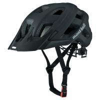 モンベル サイクリング 自転車 ヘルメット 1130474  日本人の頭部形状に合わせて、後頭部まで...