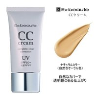 【商品詳細】 商品名: エクスボーテ CCクリーム 30g ナチュラルカラー SPF50+ PA++...