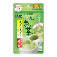 伊藤園 お〜いお茶 抹茶入りさらさら緑茶 80g入 粉末 お茶 緑茶 りょくちゃ 通販 :046-2691-1:ファインドイット - 通販 - Yahoo!ショッピング