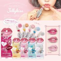 【商品詳細】 商品名:ジェリキス フラワーリップティント 商品説明: PHや唇の水分量によって発色が...