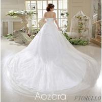 ウェディングドレス 二次会 ウエディングドレス ロングドレス 結婚式 花嫁ドレス 大きいサイズ パーティードレス ホワイト ロング 白 二次会ドレス カラードレス