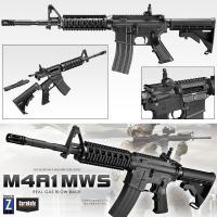 M4A1 MWS マルイ リアルガスブローバック 日本製 新製品 4952839142627   ※...