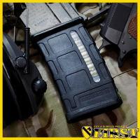 米国の実銃カスタムパーツメーカーであるMAGPUL社のM4カービン用樹脂製マガジンを東京マルイ製/次...