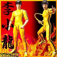 S.H.フィギュアーツ ブルース・リー(Yellow Track Suit)完成品 バンダイ版 死亡...