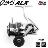 レボ ALX 3000SH ■自重(g):227 ■ギア比:6.2:1 ■最大ドラグ力:5.2 ■最...