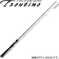 トラウティーノ エリア TTA-S5102L ■全長(ft):5.10 ■ルアー(g):0.6-6 ...