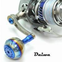スピニングシングルハンドル パワー 65-70 ダイワ3500番〜4000番 左右巻き PW67-D...