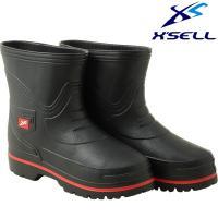 EVAショートブーツ ブラック ■素材:EVA ■サイズ(cm):S24.0〜24.5/M25.0〜...