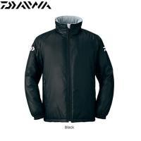 ダイワ 防寒ジャケット DJ-3407 ブラック M〜2XL(防寒着 防寒ウエア 釣り) ≪ダイワ ...
