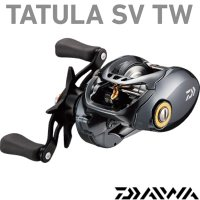 ダイワ タトゥーラSV TW 6.3R (ベイトリール 右ハンドル) ■巻取り長さ(cm/ハンドル1...