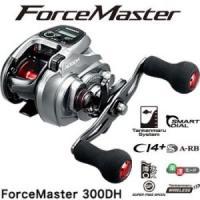 15 フォースマスター 300DH 電動リール ■ギア比:5.1 ■最大ドラグ力(N/kg):49....