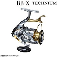 15 BB-X テクニウム C3000DXG ■ギア比:6.6 ■最大ブレーキ力(N/kg):98....
