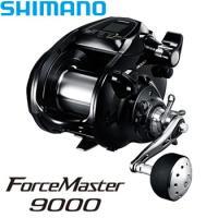 15 フォースマスター 9000 電動リール ■ギア比:3.1 ■最大ドラグ力(N)/(kg):24...