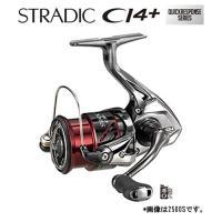 16 ストラディックCI4+ C3000HG (スピニングリール) ■ギア比:6.0 ■実用ドラグ力...