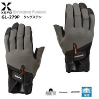 シマノ XEFO 1.5mm クロロプレン EXS 3カットロンググローブ GL-279P タングス...