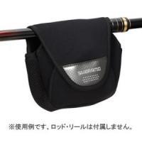 リールガード (スピニング用) PC-031L ブラック (Mサイズ) ■対応サイズ:#3000〜C...