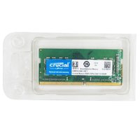 8GB DDR4 SDRAM Crucial クルーシャル ノートPC用 DDR4-2400 PC4-19200 260Pin SODIMM non-ECC 1.2V 海外リテール CB8GS2400 ◆メ