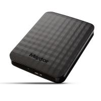 ◇ 4TB ポータブルHDD 外付けハードディスク Maxtor Seagate M3 Portable 2.5 USB3.0 ブラック 海外リテール HX-M401TCB/GM ◆宅