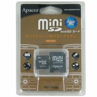 型番 AP-MSD256 JANコード 4544822002003 規格 miniSD 容量 256...