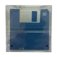 アンフォーマット(未フォーマット)の3.5インチ(2HD)フロッピーディスクです。 Windows、...