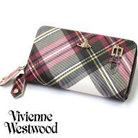 670c7f45f90a ヴィヴィアン・ウエストウッド(Vivienne Westwood). ヴィヴィアン ウエストウッド 長財布 レディース ショルダーベルト付 財布バッグ DERBY  NEW EXHIBITION