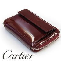 Cartier(カルティエ)人気のラウンドファスナー財布が入荷♪財布 レディース/クリスマス プレゼ...