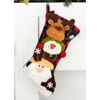 ★クリスマスに欠かせない、大きめサイズのキュートなクリスマスブーツ  ★お菓子や贈り物を入れてお子様...