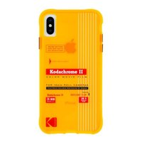 Case-Mate×Kodak iPhone X/XS Case Kodak Vintage Kodachrome II Print|flgds