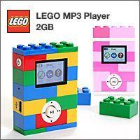 LEGO(レゴ)MP3プレーヤー 2GB flgds
