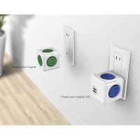 Power Cube(パワーキューブ)Original(緑)(5コンセント)電源タップ|flgds|04