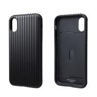 tokyo grapher Rib Case Package for iPhone XS/X(ブラック)Tele Lens|flgds|07