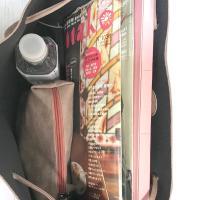 送料無料 トートバッグ 横 A4 合皮 レディース 無地 カラー 大容量 たっぷり収納 バッグ