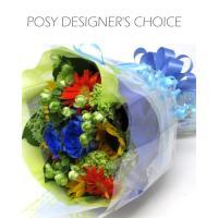 誕生日プレゼント  花束 おまかせラウンドブーケ