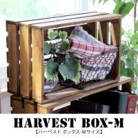 大き目収納の木製ボックスは、ガーデンだけでなく、 キッチンやインテリアモチーフなど、幅広い用途でお使...