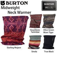 BURTON バートン スノーボード 正規販売店  Midweight Neck Warmer   ...