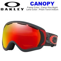 18-19 MODEL OAKLEY オークリー ゴーグル 正規販売店  モデル:CANOPY  品...