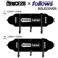 RICE28×follows(ライス28×フォローズ)コラボモデル  ネオプレーン素材のソールカバー...