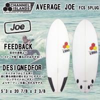 "AVERAGE JOE [アベレージ・ジョー]  サイズ: ●5'3"" x 20 7/8"" x 2 ..."