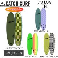 CATCH SURF キャッチサーフ ODYSEA オディシーサーフボード 7'0 LOG TRI ...