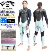 BILLABONG ビラボン ウェットスーツ 日本正規販売店  100着限定 [CHEST ZIP]...