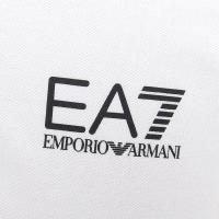 2016年秋冬 エンポリオアルマーニ イーエーセブン EMPORIO ARMANI EA7 メンズ トップス ポロシャツ ホワイト (6XPF75 PJ32Z 1100 BIANCO)