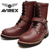 アビレックス ブーツ ヤマト AV2100 チェリー  【AVIREX アビレックス】 AVIREX...