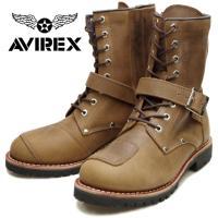 アビレックス ブーツ ヤマト AV2100 クレイジホース  【AVIREX アビレックス】 AVI...