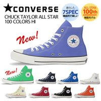 [ CONVERSE CHUCK TAYLOR ALL STAR 100 COLORS HI ]  ...