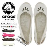 [クロックス Crocs Taylor Slingback 200092]  ■サイズ■ W6(22...