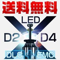 XーLED(Dバルブ) 高輝度チップ+二面発光、光量が一段と明るくなり LEDに潜めた未知なパワーを...