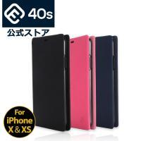 5.8インチのiPhoneXS iPhoneX 専用に設計されたフリップケース、手帳型のiPhone...