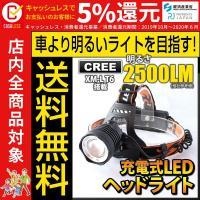 ヘッドライト led ヘッドライト 強力 最強クラス 充電式 防水 懐中電灯 fl-sh016